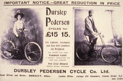 Mikael Pedersen And The Dursley Pedersen Cycle Company